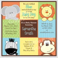 printable baby shower invitations stylish jungle animals printable baby shower invitations stylish jungle animals printable baby shower or birthday invitation