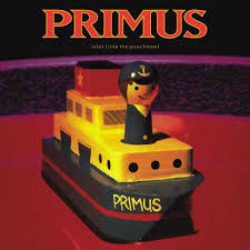 <b>Primus Tales</b> From The Punchbowl 180g 2LP (Magenta Vinyl)
