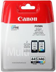 Купить <b>картридж</b> для принтера <b>Canon PG</b>-<b>445</b>/<b>CL</b>-<b>446 Multipack</b> ...