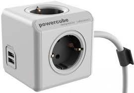 Купить сетевой <b>удлинитель Allocacoc PowerCube Extended USB</b> ...