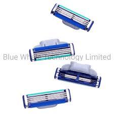 China <b>4PCS</b>/<b>Lot Razor Blades for</b> M3 Turbo Handle - China Razor ...