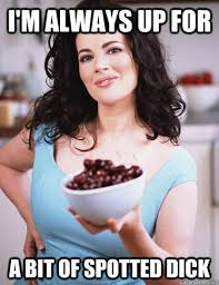 Sexually Suggestive Nigella memes | quickmeme via Relatably.com