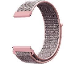 <b>Ремешок для часов Lyambda</b> Vega 20 мм, нейлон, розовое золото