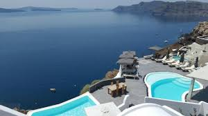 andronis boutique hotel pools facing the agean see andronis boutique hotel