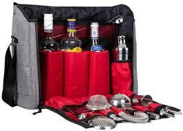 Jillmo <b>Cocktail Shaker</b> Set, <b>14</b>-<b>Piece</b> Bartender Kit with Waterproof ...