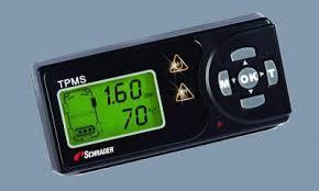 Системы контроля <b>давления в шинах</b>