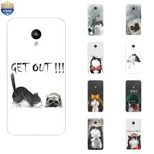Phone Case For MEILAN E M2 M3 Mini Shell <b>Meizu M1 M2 M3</b> Note ...