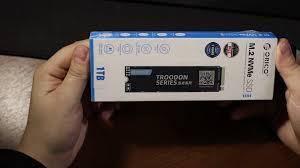 <b>Orico M.2</b>. <b>NVMe SSD</b> (V500) 1TB - распаковка и мини обзор ...