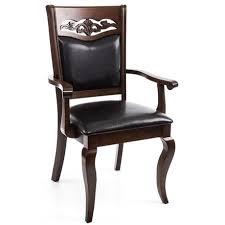Обеденный <b>стул Drage cappuccino</b> из массива гевеи — купить по ...