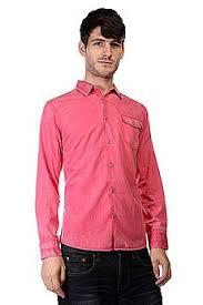 Розовые мужские клетчатые рубашки Insight в интернет-магазине