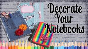 back to school ideas to decorate your notebooks back to school ideas to decorate your notebooks