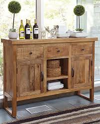 ashley furniture kitchen tables: dining storage page b  dining storage