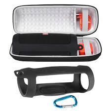 EVA <b>Portable</b> Travel Box Case For JBL Flip 4 Zipper Sleeve ...