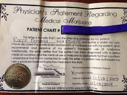 medical marijuana in california is a total scam but it s dope you just need the go ahead from a licensed physician and the paperwork that green light triggers it s a piece of paper like this