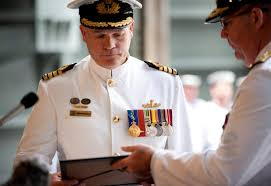 Image result for canadian 3 star admiral's uniform