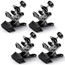 Neewer® 4 Pack Multi-Functional Black Clamp Clip ... - Amazon.com