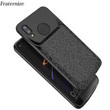 a2 Shockproof battery charger <b>case For Xiaomi Mi</b> A2 Mi 6X 64gb ...