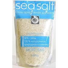 Морская <b>соль для ванн</b> Seasalt <b>Натуральная</b> | Отзывы покупателей