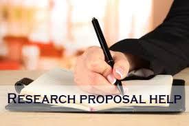 Ph D Research Proposal