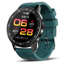 <b>Kospet Magic 2S</b> Black Extra Green Strap Smart Watches Sale ...