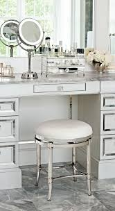 inspiration bathroom vanity chairs: absolutely smart stool for bathroom vanity rolling white small with wheels metal stools vanities contemporary modern