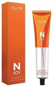 OLLIN Professional <b>Стойкая крем</b>-краска для <b>волос</b> N-Joy Color ...