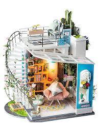 20% <b>DIY house</b> Интерьерный конструктор для творчества ...