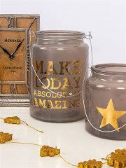 Подсвечник *Make today absolutely amazing* RICH LINE <b>Home</b> ...