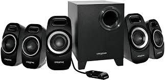 Компьютерная акустика <b>Creative Inspire T6300</b>, Black — купить в ...
