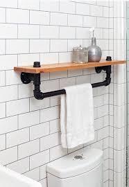 <b>Полка</b> из водопроводной трубы в <b>стиле</b> Loft | <b>Полка</b> из труб ...