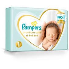 <b>Подгузники Pampers Premium</b> Care   Отзывы покупателей