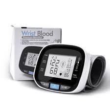 c105l8 <b>portable digital</b> lcd wrist <b>blood</b> pressure monitor with ...