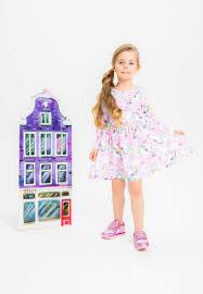 <b>Платье длинный рукав детское</b> для девочек 29906050: цвет ...