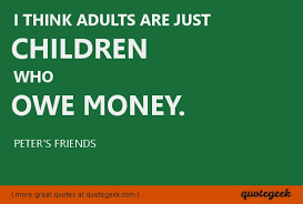 Quotes About Friends Owing Money - quotes about friends owing you ... via Relatably.com