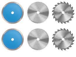 <b>Набор</b> пильных <b>дисков Einhell</b> 4502128 85х10 мм <b>6</b> шт. — купить ...