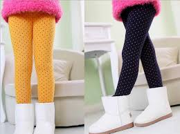 VEENIBEAR Warm Cotton <b>Girl Pants Autumn Winter</b> Velvet Girl ...