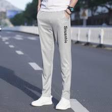 Spring Summer <b>Men</b> Pants <b>2019</b> New Fashion Skinny Casual ...