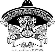 <b>Mexican Skull</b> Sombrero HD Stock Images | Shutterstock