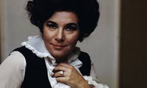 Evelyn Lear drew on her exceptional intelligence and theatrical imagination in a wide variety of roles. Photograph: Erich Auerbach/Getty Images - Evelyn-Lear-008
