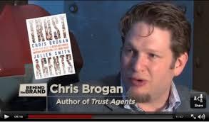 Video with <b>Chris Brogan</b> on Creating <b>Trust</b> With Customers Online ...