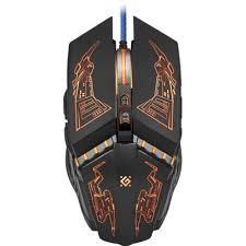 <b>Проводная игровая мышь Defender</b> Halo Z GM-430L оптика ...