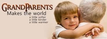 Funny Quotes About Grandparents. QuotesGram via Relatably.com