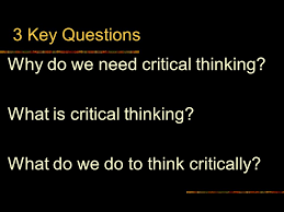 Critical Thinking  What It Is and Why It Counts   PDF SlideShare    Of The Best Resources For Teaching Critical Thinking