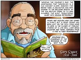 Gary Gygax - Inventor - Peerie Profile via Relatably.com