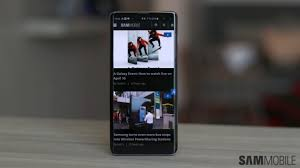 Samsung Galaxy <b>S10</b> series picks up August <b>2020</b> security update ...