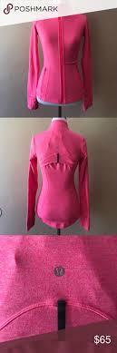 must see define posh pins posh definition chloe brown and lululemon define zip up jacket w thumbholes size 2