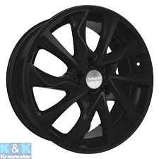 <b>Колесный диск SKAD</b> Ницца 5.5x14/4x100 ET35 D67.1 черный ...