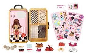 <b>L.O.L.</b> Surprise! Интерактивный <b>сюрприз</b> Стильный чемодан ...
