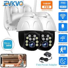 <b>Xiaovv</b> Outdoor IP Camera <b>1080P</b> 270° PTZ Rotate Wifi <b>Webcam</b> ...
