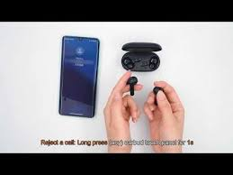 <b>Haylou GT3 TWS</b> Bluetooth <b>Earphones</b> Operation Video (for Android ...